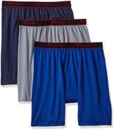 Champion Active Performance Men`s Long Boxer Brief, CPLBBG, XL