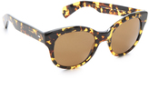Oliver Peoples Jacey Polarized Sunglasses