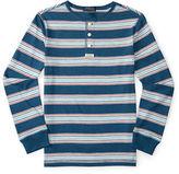 Ralph Lauren Boys 8-20 Striped Henley