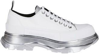 Alexander McQueen Brogue-style Sneakers