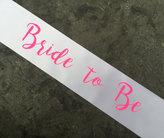 Etsy Bride to be sash, Bridal party sash, Future Mrs sash, bride sash, Bachelorette party sash, glitter g