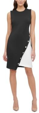 Tommy Hilfiger Colorblocked Scuba Dress