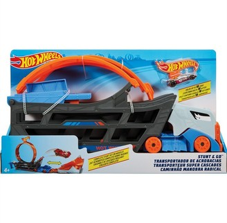 Hot Wheels Stunt N' Go Mobile Refresh