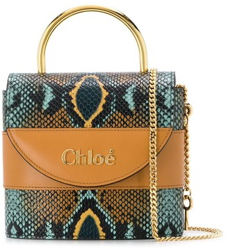 Chloé small Aby Lock crossbody bag
