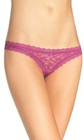 Free People Women's Intimately Fp Lace Thong