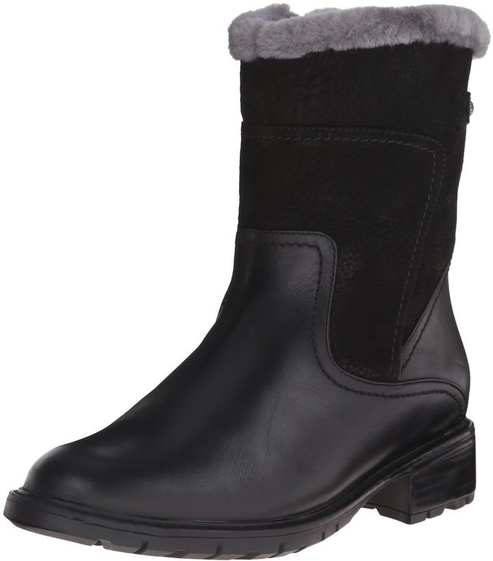 Blondo Womens Velvet Ws Waterproof Riding Boot