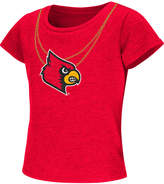 Colosseum Girls' Louisville Cardinals Two Chainz T-Shirt