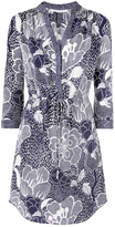 Diane von Furstenberg Freya Silk Shirt Dress