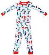 Carter's Toddler Four Piece Sleepy Dino Pyjama Set