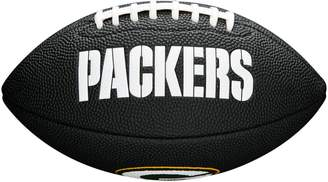 Wilson Green Bay Packers Team Mini Soft Touch Football