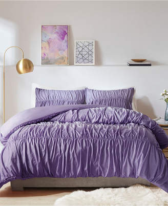 Ruched Duvet Cover Shopstyle