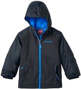 Columbia Boys 4-7 OUTGROWN Thermal Coil Hooded Jacket