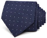 John Varvatos Textured Dot Classic Tie