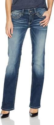 Ariat Women's Women's R.E.A.L. Boot Cut Entwined Jean