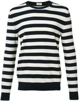 Saint Laurent striped sweater - men - Cashmere/Wool - M