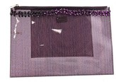 Deux Lux Pasha Pouch Women Synthetic Cosmetic Bag.