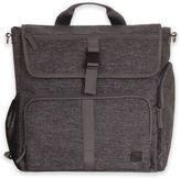 Diaper Dude Stroller Convertible Backpack Plus Diaper Bag in Black