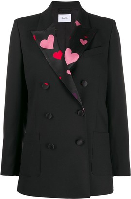 Racil Woody multi heart jacket