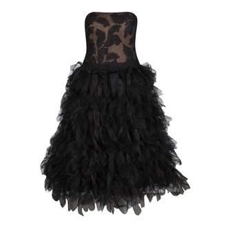 Tadashi Shoji Black Viscose Dresses