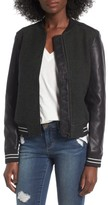 Blank NYC Women's Blanknyc Own The Night Bomber Jacket