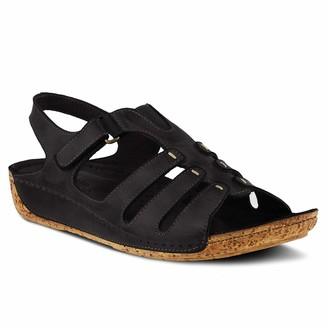 Spring Step Women's Evelin Flat Sandal