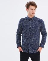 SABA Leo Printed Shirt