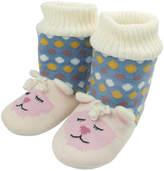Jomanda #SofterThanASoftThing Lamb Slippers