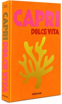 """Assouline """"Capri Dolce Vita"""" Book"""