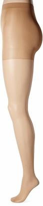 Secret Silky Women's Run-Resistant Control Top Pantyhose 1 Pair