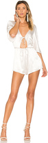 Bec & Bridge Fire Child Romper in White