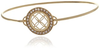 Georgina Jewelry Signature Day Of The Week Limited Edition Bracelets- Signature Flower With Zircons