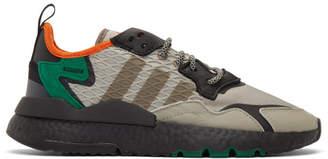 adidas Grey Nite Jogger Sneakers