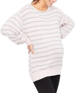 Motherhood Maternity Hacci-Knit Top