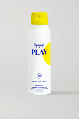 Supergoop! Play Antioxidant Body Mist Spf50, 177ml