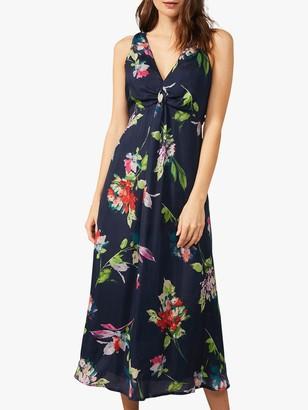 Phase Eight Floral Print Sleeveless Maxi Dress, Multi