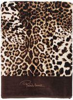 Roberto Cavalli Bravo Cotton Beach Towel