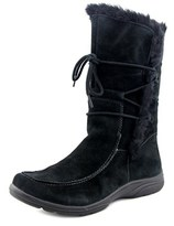 Earth Origins Danielle Women W Round Toe Suede Winter Boot.