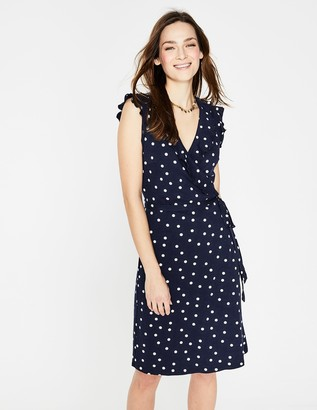 Jodie Jersey Wrap Dress
