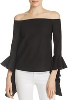 MLM Label Essential Off-the-Shoulder Top