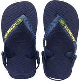 Havaianas Baby Brasil Flip Flops-UK 8 Infant