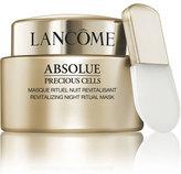 Lancôme Absolue Precious Cells Revitalizing Night Ritual Mask, 2.5 oz.
