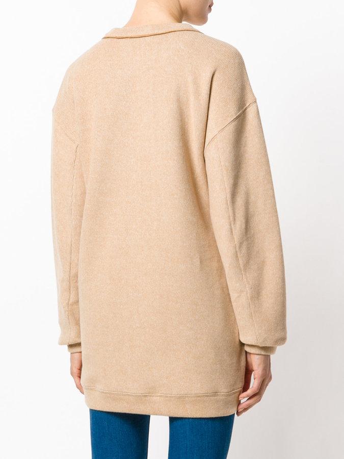 See by Chloe oversized sweatshirt