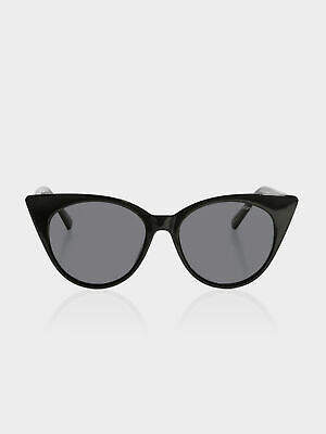 Bond Eye New Bondeye Womens Denham Sunglasses In Black Sunglasses Cat EyeSunglasses