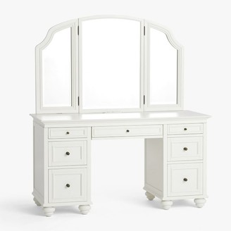 Pottery Barn Teen Chelsea Vanity Desk Set