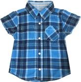 BIT'Z KIDS - Boy's Reversible Plaid Shirt