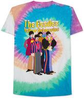 Hybrid Men's Beatles-Print T-Shirt