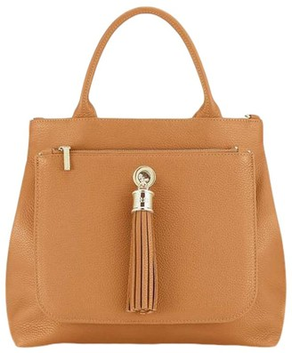Dahlia 2-in-1 Leather Tote
