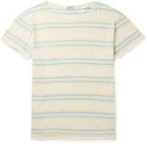 Levi's Vintage Clothing 1930s Meadows Striped Cotton and Linen-Blend T-Shirt