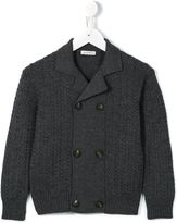 Dolce & Gabbana cable knit cardigan