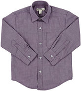 Appaman End-On-End Shirt-PURPLE
